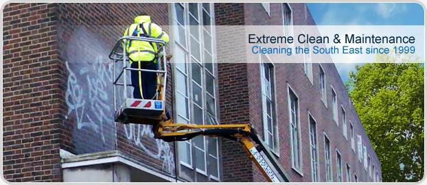 Extreme Clean & Planned Maintenance cleaning the South East since 1999